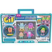 Oh My Gif Figuras Coleccionables Wabro X6 Original 24116