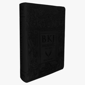 Bíblia King James Fiel 1611 Letra Ultra Gigante Preta
