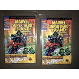 Ltd Marvel Super Hero 1999 Collector + Pin + Sobre Selladas