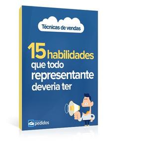 E-book Técnicas De Vendas - 15 Habilidades