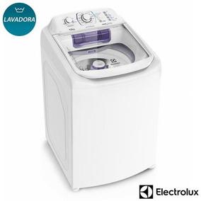 Lavadora Roupas Electrolux 12 Kg Branca Lavagem Lac12