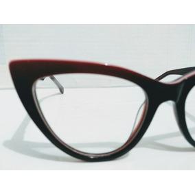 Oculo De Grau Gatinho Em Acetato Fendi - Óculos no Mercado Livre Brasil 38d3e5b888