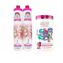 Madame Hair Argan Oil + Botox Maria Esncandalosa Gratis 1kg