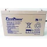 Kit 4 Bateria Selada 6v 12ah Fp6120 P Moto Elétrica Infantil
