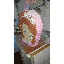 Piñata De Princesita Sofia Impecable Y Hermosa!!
