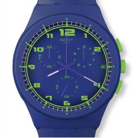 Reloj Swatch Hombre Mujer Chronos Original Envio Gratis