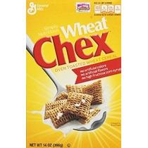 General Mills Chex Trigo Cereal 14 Oz (paquete De 4)