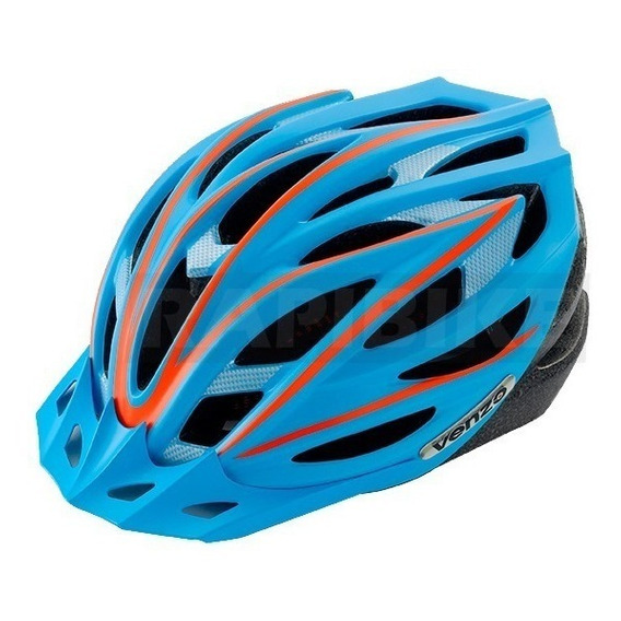 Casco Bicicleta Venzo Visera Mountain Bike Super Liviano Mtb