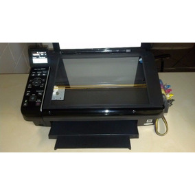 Impresora Multifuncional Epson Tx400 Rapida Para Negocio