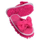 Zapatos Limpiadores Color Rosado . Producto Importado