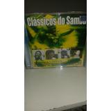 Cd Classicos Do Samba