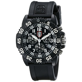Luminox Mens 3081 Evo Navy Seal Chronograph Watch