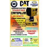 Planta Electrica Caterpillar 10kva