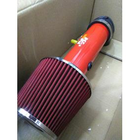 Filtro De Aire Alto Flujo Tsuru 3 Con Tubería Metalica