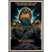 Cartaz Poster Decoração Vintage Retro Filme Terror Mumia A3