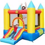 Castelo Inflável Happy Hop Pula Pula,cama Elástica,jump 110v