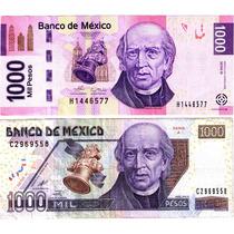 Billetes De 1000.00 Higo Universidad De Guanajuato En 26oo