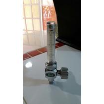 Flujómetro Sencillo Con Conexión Tipo Puritan 902314 Aramed