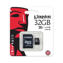 La Mas Barata Memoria Micro Sd Clase10 G2 Kingston 32 Gb