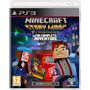 Minecraft Story Complete Adventure Ps3 Disco Nuevo Sellado