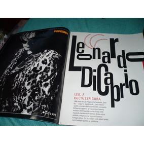 Revista Popcorn Hungria Especial Leonardo Dicaprio Rara Top