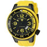 Reloj Swiss Legend Hombres 11819a-bb-01-w-ybl Neptuno !