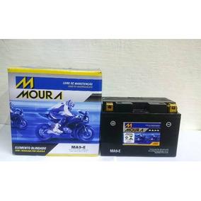 Bateria Moura Gsf 1250s Bandit 2008 2009 2010 Ma9e Yt 12abs