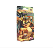 Cards Deck Pokémon União De Aliados Chama Implacável Lacrado
