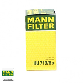 Filtro Aceite Seat Toledo 3 2.0 Reference 2006 06 Hu719/6x