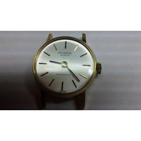 Reloj Automatico Universal De Dama Oro