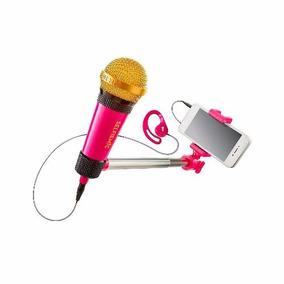 Selfie Mic Canta, Graba Y Compartí Ploppy 270407