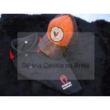 Kit Social Cavalgada Mangalarga Camisa + Boné Oferta Hoje