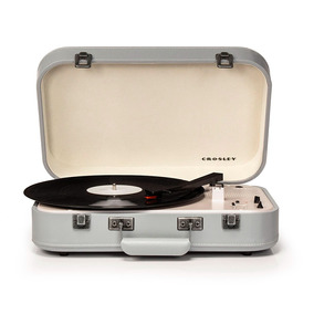 Tocadiscos Coupe Bluetooth 3 Velocidades Original Crosley