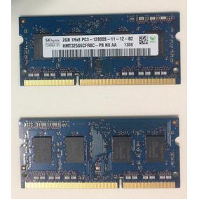 Par De Memorias Originales Macbook Pro 2gb Pc3-12800
