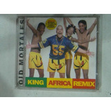 Cd Busco Cd King Africa Remix Nuevo O Usado, Bailables