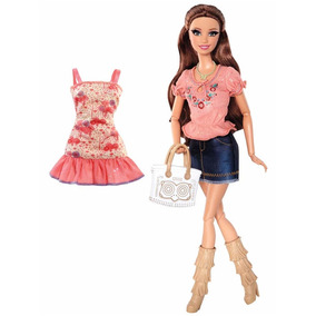 Boneca Barbie Dreamhouse Teresa - Mattel