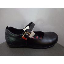 Zapatos Colegiales Gigettos Para Niña