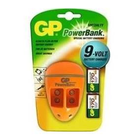 Cargadores Con Baterias Recargables 9v 170mah Oferta. Nuevas