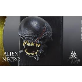 Alien Necro - Necro Empire Cabeça De Parede