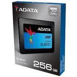 Disco Solido Adata Su800 Ssd 256gb Ultimate Nand 3d Pc Note