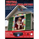 Projector Virtual Navideño Mr. Christmas