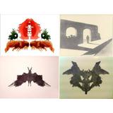Laminas Del Tro/ Rorschach/ Zulliger/para Imprimir En A4