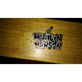 Dije-llavero De Rock-marilyn Manson