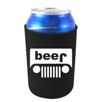 Peón Junction Camión De La Cerveza Divertida Del Can, Negro