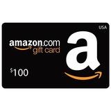 Gift Card Amazon 100usd (amazon Usa)
