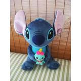 Peluche Stitch Disney 25 Cm Detallado