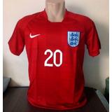 Camisa Inglaterra 2018 /19 Copa Do Mundo Supporter Torcedor