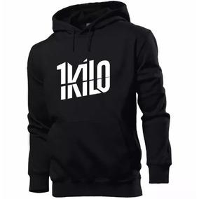 Blusa Moletom Casaco Hip Hop Banda Musica 1kilo 1 Kilo