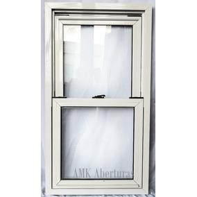 Ventana guillotina aberturas ventanas guillotina en for Aberturas pvc precios