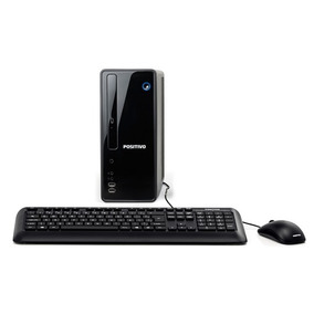 Computador Positivo Master T50 Celeron, 500gb, 4gb, Linux